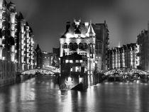 Wasserschlösschen in Hamburg von kerliham-foto