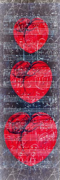 Drei Herzen im Dreivierteltakt von Chris Berger