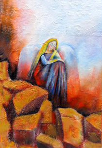 Einsamer Engel von Lydia  Harmata
