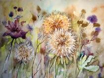Blumen by Margit Rogge