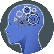 Psychology Mind Gear by William Rossin