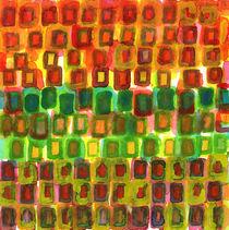 Frames under Color  von Heidi  Capitaine