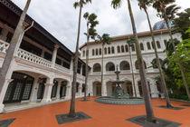 Raffles Hotel, Singapur von globusbummler