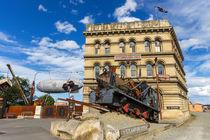 Steampunk Oamaru, Neuseeland von globusbummler