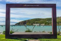 Panorama Oamaru, Neuseeland von globusbummler