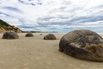 Moeraki Boulders Neuseeland von globusbummler