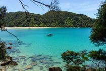 Abel Tasman Nationalpark, Neuseeland von globusbummler