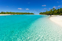 One Foot Island, Aitutaki, Cook Islands von globusbummler