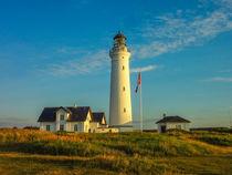 Leuchtturm Hirtshals, Dänemark von globusbummler