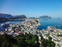 Alesund, Norwegen von globusbummler
