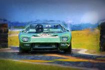 Ford GT40 Targa Florio Roadster von Stuart Row