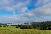 Die Nebel vermählen sich mit den Wolken von Ronald Nickel