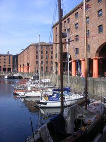 Albert Docks von John Wain