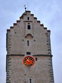 Stadttor Ravensburg von kattobello