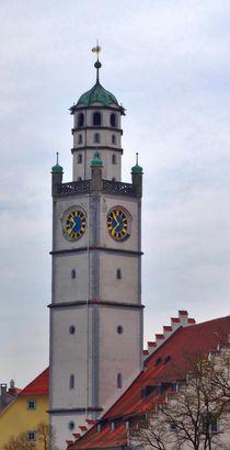 Blaserturm in Ravensburg von kattobello