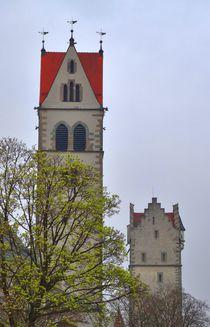 Türme in Ravensburg von kattobello