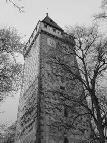 Nostalgie Gemalter Turm by kattobello
