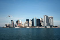 New York City Skyline by Raphael Murr