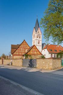 Remigius-Kirche Ingelheim 11 von Erhard Hess