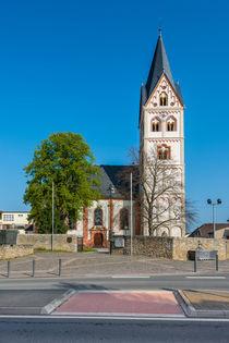 Remigius-Kirche Ingelheim 23 by Erhard Hess
