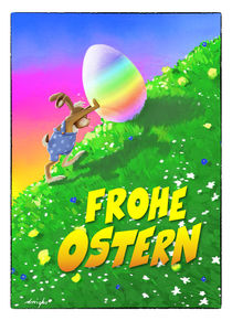 Frohe Ostern by droigks