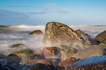 Steine an der Küste der Ostsee by Rico Ködder