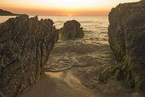 Sunrise Cala Ratjada von Andrea Potratz