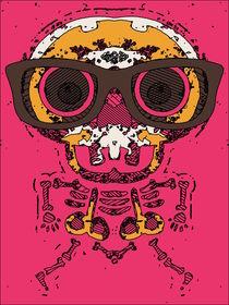 hippie skull von timla