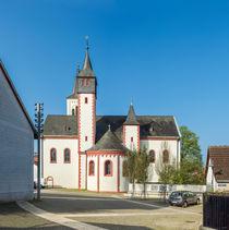 Saal-Kirche Ingelheim (2) by Erhard Hess