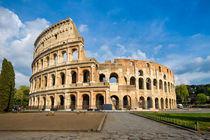 Colosseum in Rome von Michael Abid
