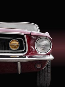 Mustang 1968 by Beate Gube