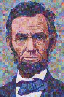 Abraham Lincoln No. 3 von Randal Huiskens