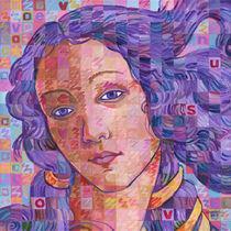 Variations On Botticelli's Venus – No. 2 von Randal Huiskens