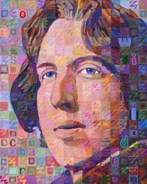 Portrait Of Oscar Wilde von Randal Huiskens