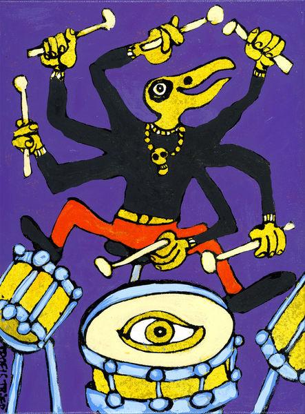 Trommeslager