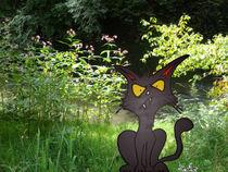 Comic Katze der Natur by Stefan Gilles