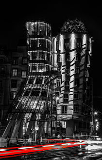 Dancing House, Prague, Czech Republic by Tomas Gregor
