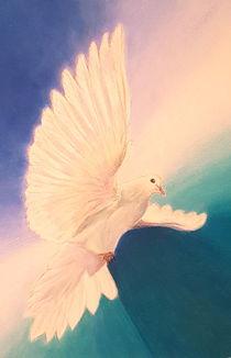 Peace / Friedenstaube by Kirsten Helmke