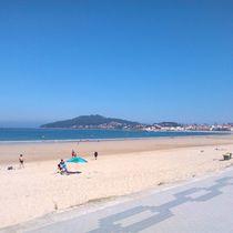 America beach in Spain by João Santos