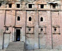 Felsenkirche in Äthiopien von karneol