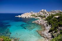 Beach Sardinia Capo Testa von Bastian Linder