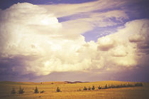 Countryside Cloudscape by Karen Black