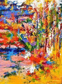 Abstraktes 008 - Kliglon by Matthias Kronz