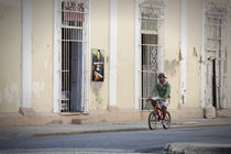 Cuban on bike von Bastian Linder
