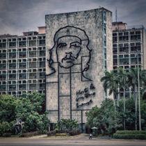 Che Guevara picture at Plaza de la Revolucion by Bastian Linder