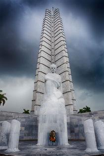 Memorial a Jose Marti, Havanna von Bastian Linder