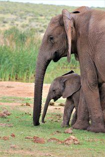 Mutter und Kind by assy