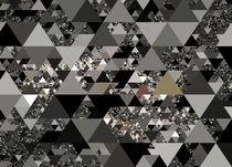 Dark Side Triangle von oliverp-art