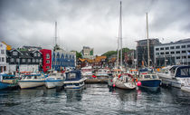 Torshavn in Faroe islands von Stein Liland