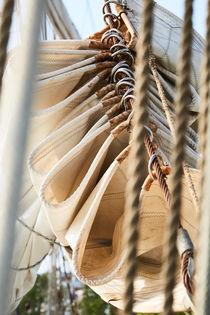 Segel gerefft by sven-fuchs-fotografie